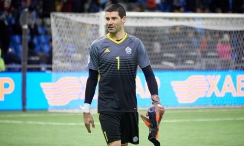 Ненад Эрич: «По завершении Лиги наций я долго думал — и принял решение завершить выступления за сборную Казахстана»