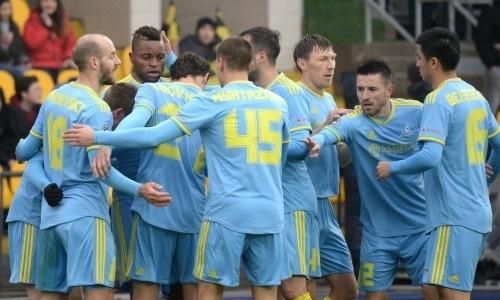 «Астана» — «Кайрат» 2:0. Суперкубок выиграли достойные, или чемпион против команды без игры