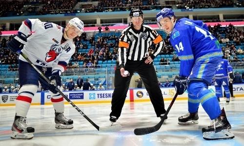 Где, когда и во сколько смотреть трансляцию пятого матча плей-офф КХЛ «Барыс» — «Торпедо»