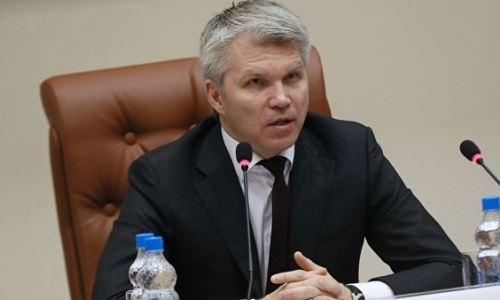 «Вся мировая общественность в шоке». Министр спорта России — о допинг-скандале Полторанина