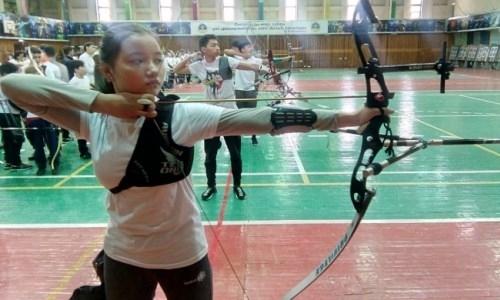 В Алматы начался чемпионат Казахстана по стрельбе из лука среди молодежи