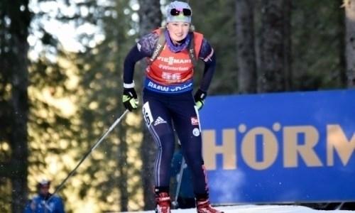 Казахстанские биатлонисты не попали в общий зачет смешанной эстафеты чемпионата мира