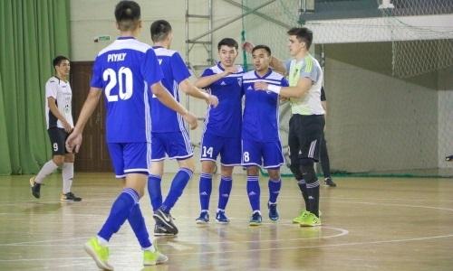 «Жетысу» одержал гостевую победу в матче чемпионата РК