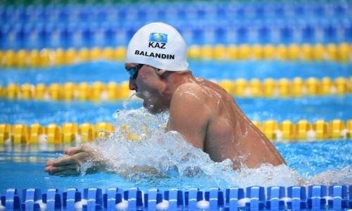 Мощный заплыв: Баландин взял четвертое «золото» в Словении