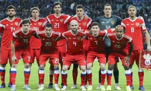 Назван состав сборной России на матч отбора ЕВРО-2020 с Казахстаном
