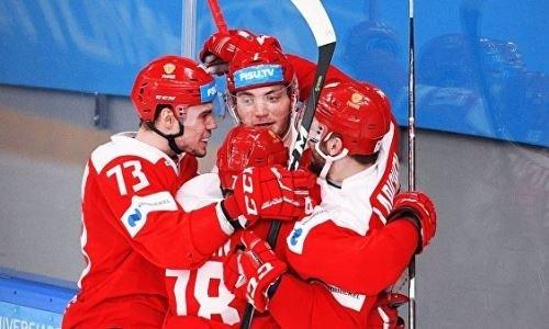 Обидчик сборной Казахстана по хоккею уступил России в матче за «золото» Универсиады-2019