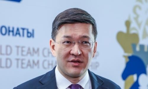 Победивший Анатолия Карпова казахстанец сыграет с Дарменом Садвакасовым в Астане