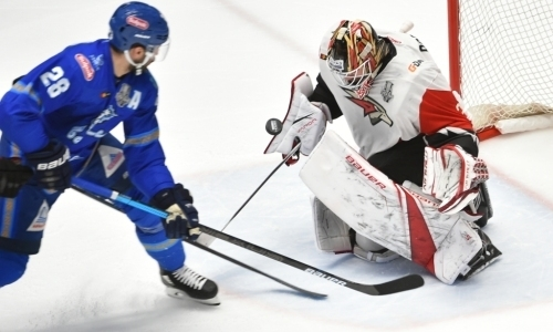 «Барыс» — «Авангард»: где, когда и во сколько смотреть трансляцию второго матча плей-офф КХЛ