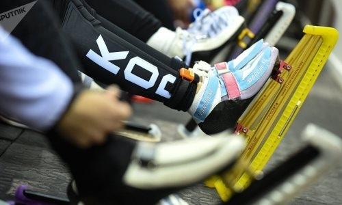 Казахстанец стал чемпионом на турнире по конькобежному спорту в Канаде