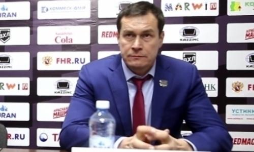 «Завтра снова в бой». Тренер «Нефтяника» считает победу «Сарыарки» заслуженной