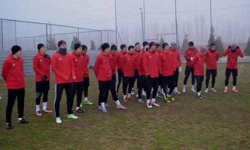 «Байконур» переиграл клуб из Узбекистана в товарищеском матче