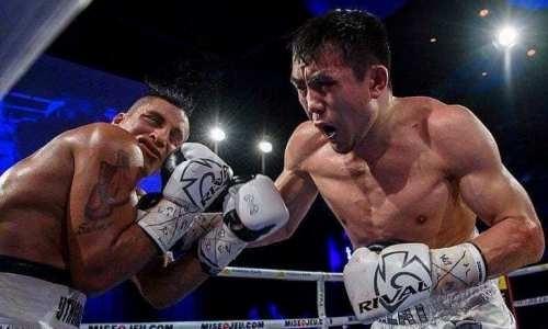 «План был — зажимать и ломать». Казахстанский боксер о восьмой досрочной победе в профи над экс-соперником Каллума Смита