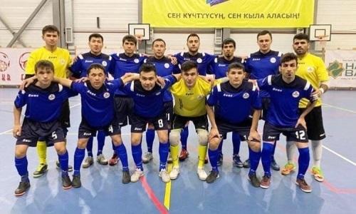 Экс-игрок сборной Казахстана пополнил кыргызский клуб