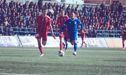 «Жетысу» впервые за восемь лет выиграл в Кызылорде