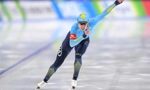Айдова установила новый рекорд Казахстана и выиграла турнир в Калгари