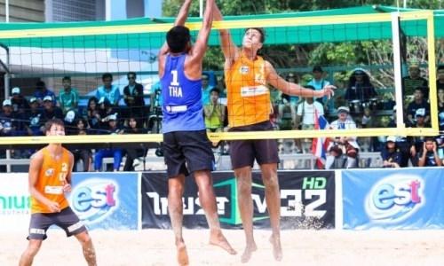 Молодежная сборная РК по пляжному волейболу заняла третье место на чемпионате Азии