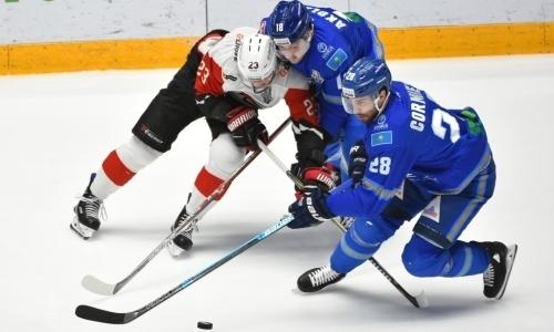 КХЛ вынесла жесткое наказание нападающему «Барыса» Патрису Кормье
