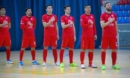 «Кайрат» потерпел первое поражение в сезоне