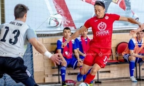«Кайрат» обыграл «Жетысу» в заключительном домашнем матче чемпионата Казахстана