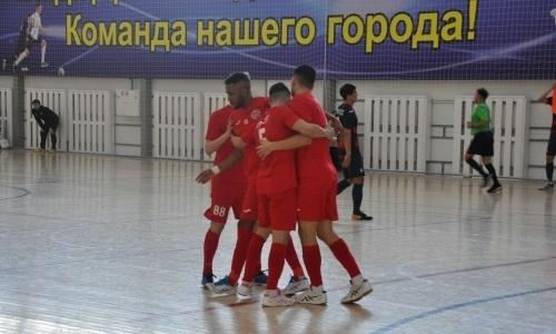«Аят» одержал очередную победу в матче чемпионата РК