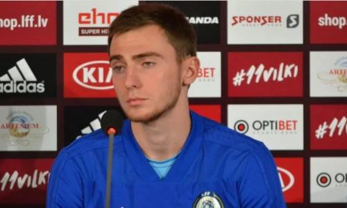 В УЕФА объяснили отсутствие Вороговского в заявке сборной Казахстана технической ошибкой