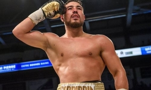 Казахстанец Садриддин Ахмедов выиграл второй за два месяца пояс WBC