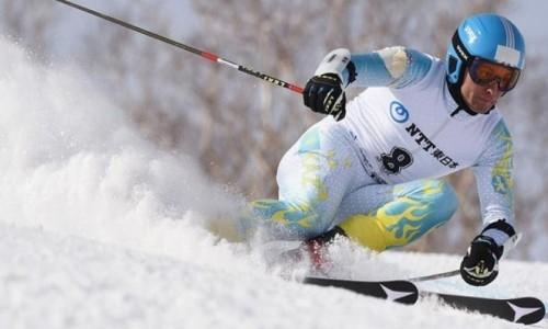 Спортсмены Алматы забрали все медали на чемпионате Казахстана по горнолыжному спорту
