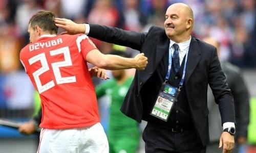 Недавний соперник сборной Казахстана показал смешные моменты с участием Дзюбы и Черчесова