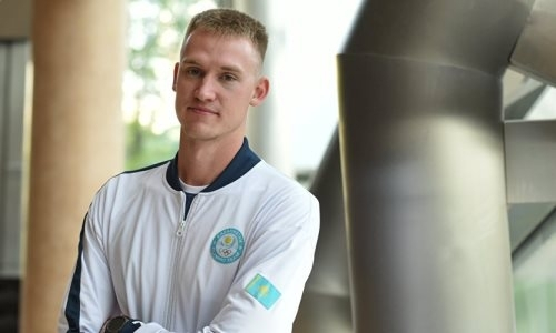 Олимпийский чемпион обратился к полицейским Алматы