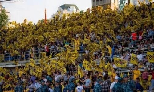 Хуже «Астаны». «Кайрат» растерял фанатов в сравнении с прошлым сезоном КПЛ