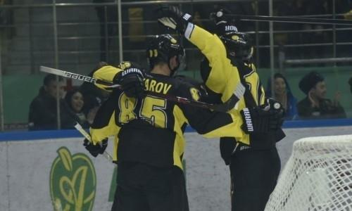 «Сарыарка» под ноль разделала победителя «регулярки» и вышла в финал плей-офф ВХЛ