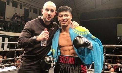 Вице-чемпион мира из Казахстана жестоко вырубил китайца в шестом бою в профи