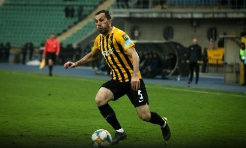 «Кайрат-Жастар» разгромил фарм-клуб «Актобе» в матче Первой лиги