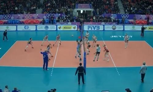 Стал известен чемпион Казахстана среди команд женской Национальной лиги