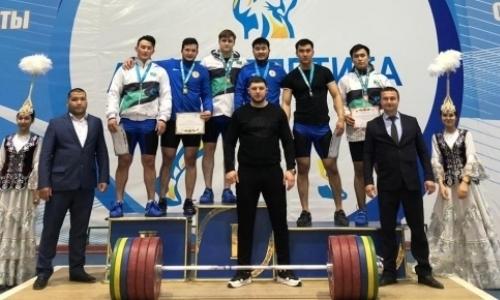 Рекорды казахстана по спорту