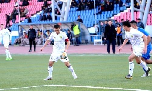 «Тобол» с разгромной победой вышел в четвертьфинал Кубка Казахстана