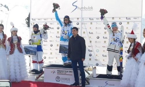 Чемпионка мира из Казахстана удивила болельщиков песней Витаса