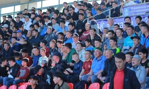 Пятый тур Премьер-Лиги стал самым малопосещаемым в сезоне