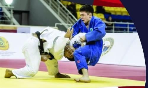 В Алматы состоится Кубок Азии по дзюдо