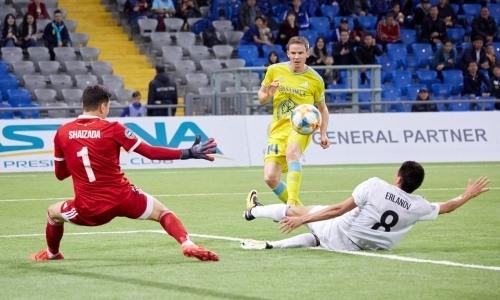 Чемпионат Казахстана. Иностранное господство