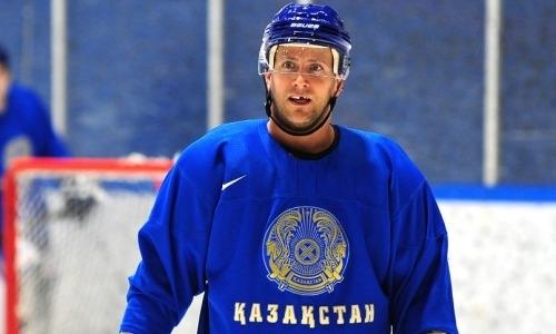 «Я горд играть за Казахстан, это мой личный выбор». Мартен Сен-Пьер поделился планами на ЧМ-2019 и возвращение в «Барыс»