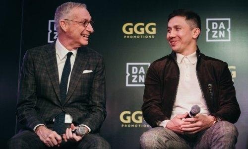DAZN официально объявил следующего соперника Головкина