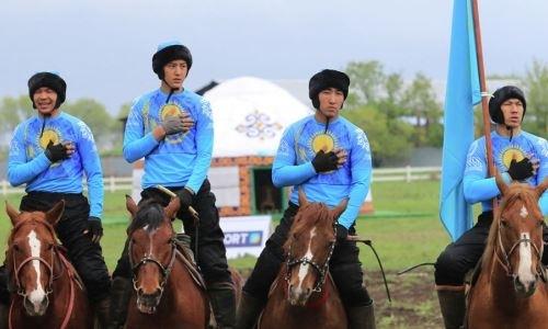 Казахстанские кокпаристы разгромили команду Узбекистана на чемпионате Азии