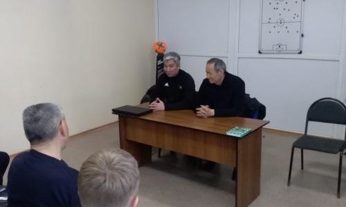 Представители КФФ посетили СКО