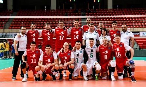 «Казхром» стартовал с победы на командном чемпионате Азии