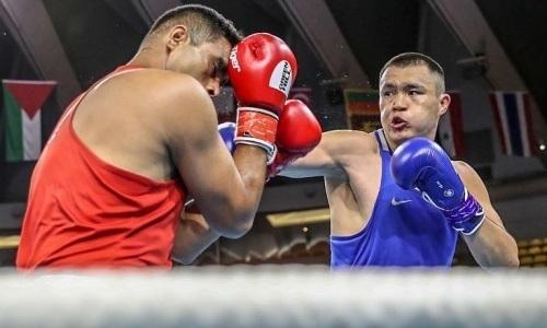 Видео шести победных боев казахстанских боксеров в первый день чемпионата Азии-2019