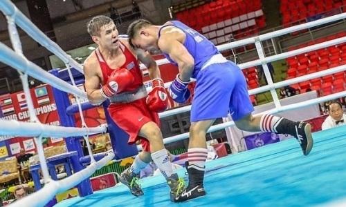 Расписание выступлений казахстанских боксеров на чемпионате Азии-2019 20 апреля