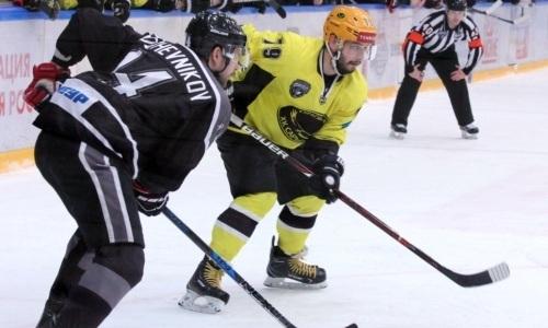 Какие ставки предлагают букмекеры на третий матч «Сарыарки» в финале ВХЛ