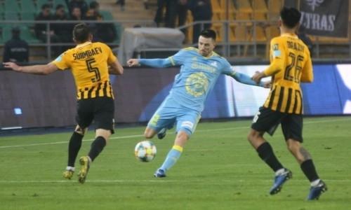 «Астана» отцепила «Кайрат», очередной соперник «Тобола» жалуется на судейство. Итоги шестого тура КПЛ-2019