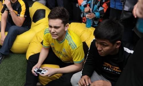 «Астана» одержала вторую победу над «Кайратом»